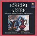 Bolcom / Adler: Works for Piano and Flute