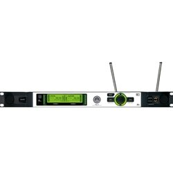 Harman International DSR700 V2 BD1 Digital Wireless Microphone Receiver 19'' Dual Channel 3155H02010 by AKG