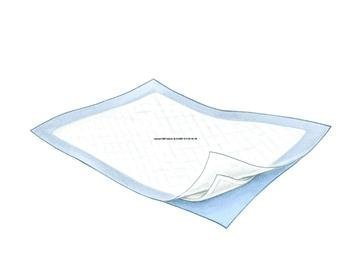 >Tendersorb undrpd md 23x24 bul. Tendersorb Underpad by IncontinenceUnderpads disp