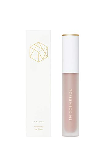 EM Cosmetics Ash Rose by Michelle Phan - Long Lasting & Wet Like Shine Lip Gloss