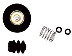 V-Factor Big Twin Accelerator Pump Diaphram Kit Keihin Carbs 1976 - Later S&S (Carb Accelerator Pump)