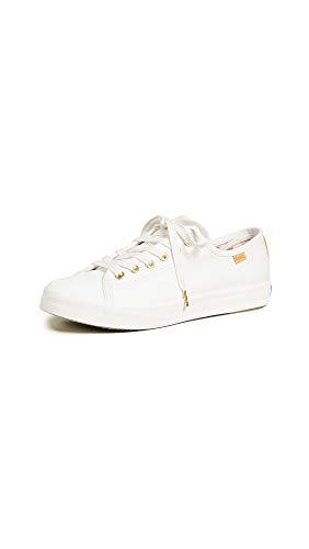 Keds Women's x Rifle Paper CO Sneakers, Crème, 9 M US (Creme Paper)