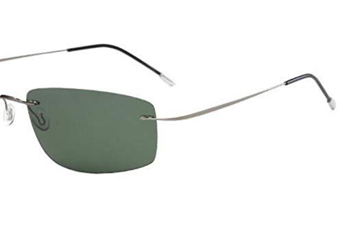 Dark FlowerKui de de pour Lunettes soleil soleil lunettes Lunettes unisexe la polarisées lunettes de de conduite Green sans UV400 protection mode cadre RrXTXwx