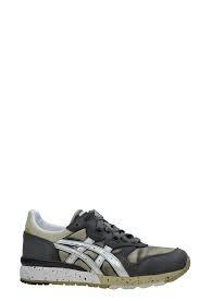 Asics - Zapatillas de running para hombre Gris Sand/White 44 EU