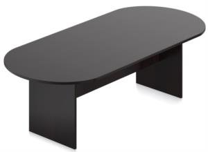 Offices to Go SL9544RS 8' Conference Table American Espresso by Offices To Go