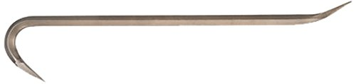 Ampco Safety Tools W-29 Crow Bar, Non-Sparking, Non-Magnetic, Corrosion Resistant, 18'' OAL by Ampco Safety Tools