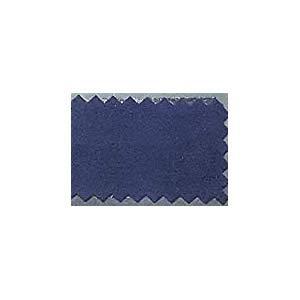 Kadusi Tela Antelina con Tratamiento Repelente al Agua tapizar.Ancho 160 cm Color Azul Marino