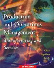 Production and Operations Management, Chase, Richard and Aquilano, Nicholas J., 0256225567
