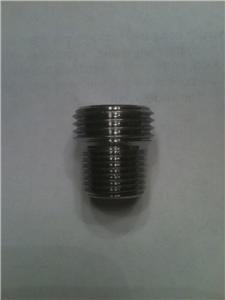 (H&H) PLUMBING 1/2'' IPS x 3/8'' IPS SHOWER HOSE ADAPTER FOR BATHTUB DIVERTER FAUCETS (1)