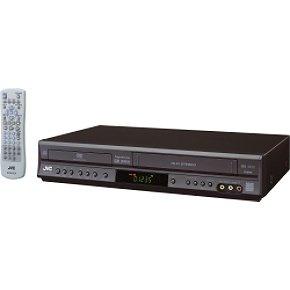 JVC HRXVC16B DVD Video Player & VCR