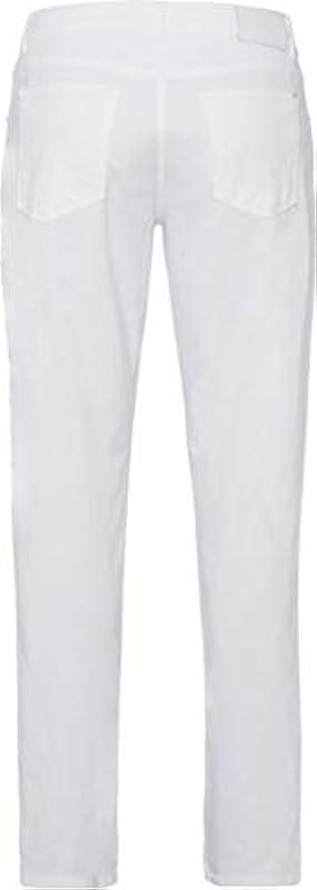 BRAX Męskie spodnie jeansowe Regular Fit Style Cooper Fancy Denim - prosty 36W / 32L: Odzież