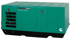 Cummins Onan 3.6KYFA-26120 Rv Qg 3600 Lp - 3600 Watt 120V Single Phase 60Hz Fixed Mount Lp Generator Set Fo