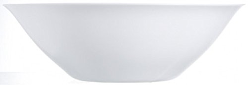 Arc International France 162924/ensaladera 27/cm blanco