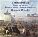 Carlos Seixas: Keyboard Sonatas - Bernard Brauchli, Clavichord