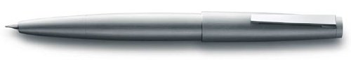 Lamy 2000 New Stainless Steel Broad Point Fountain Pen - L02-B