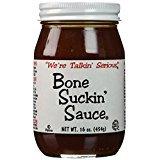 Fords Foods Bone Suckin Barbecue Sauce, 16 Ounce -- 12 per case.