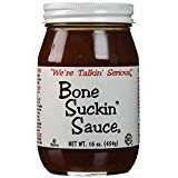 Fords Foods Bone Suckin Barbecue Sauce, 16 Ounce — 12 per case. Review