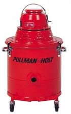 Pullman-Holt Model 86 HEPA Wet/Dry Vacuum with Tools