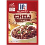 Chili Seasoning Mix Tex - Mex - 12 - Mex Chili Tex
