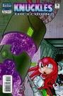 img - for Knuckles the Echidna #21 (Sonic the Hedgehog) book / textbook / text book