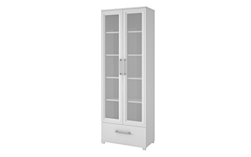 Accentuations by Manhattan Comfort 75AMC6 75AMC6-MC Serra Bookcase 1.0, ()