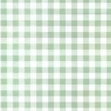 Provencale 6129 Papier Peint Motif Vichy Vert