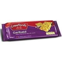 (Crawfords Garibaldi Biscuits, 100 Gram (Pack of 12))