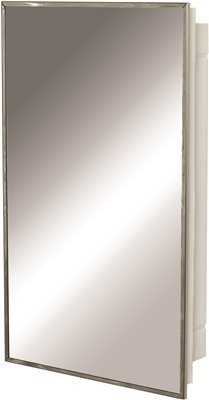 Awesome American Pride 9900R1 Vista Style Medicine Cabinet Mirrored Recessed,  Overall Size:16 1