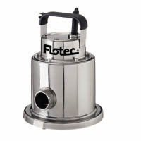 Flotec Fpss1200x 1 4 Hp Stainless Steel Submersible Utility Pump