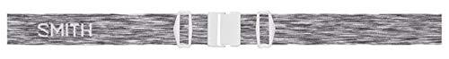 Smith Optics Io Mag Adult Snow Goggles - Cloudgrey/Chromapop Sun Platinum Mirror/One Size