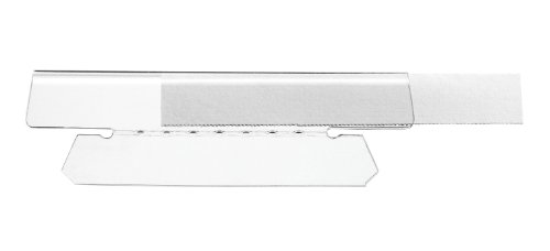Files Esselte Suspension - Esselte Pendaflex 9Cm Easyview Suspension Files Tabs And Inserts - Transparent (Pack Of 25)
