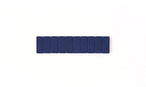 Blackwing Replacement Erasers - Blue - 10 Count