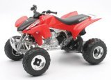 1:12 Scale 2009 Honda TRX 450R Diecast Atv Model (1 12 Die Cast compare prices)