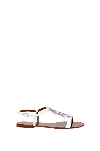 Sandalias Dolce&Gabbana Mujer - (C19239AC21080441) EU Blanco