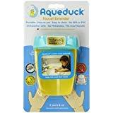 Aqueduck Faucet Extender, Aqua by Aqueduck
