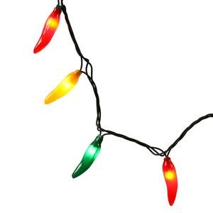 Chili Pepper String (Vickerman 35 Light Chili Pepper Lights)