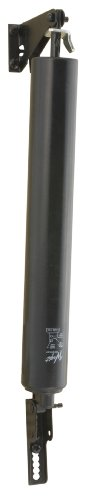 Wright Products V150BL HEAVY DUTY  PNEUMATIC CLOSER, BLACK