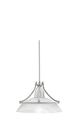 Thomas Lighting Sl8257-41 Harmony One Pendant, Satin Pewter Review