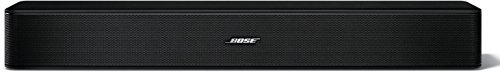 Bose Solo 5 TV Soundbar Sound System with Universal Remote Control, Black - 732522-1110 (Best Settings For Sony Sound Bar)