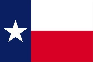 (5' x 8' 5x8 FT Sewn Texas SolarMax Nylon Flag Lone Star State)