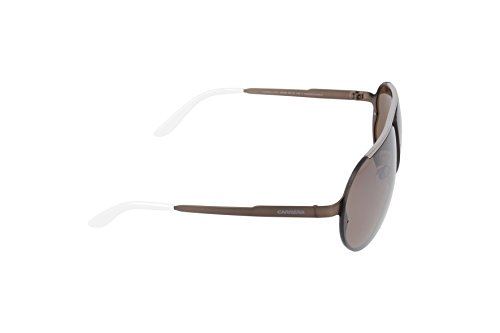 90 Smtte Brown Mirr S Silv Brown Marrón Carrera Sonnenbrille CARRERA FqRwWxES