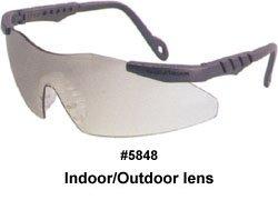 SEPTLS13819831 - KIMBERLY CLARK Smith Wesson Magnum 3G Safety Eyewear - - Eyewear Smiths
