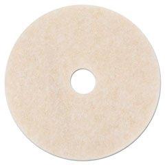 3M Commercial 18066 20'' Burnish Floor Pad - Quantity 5