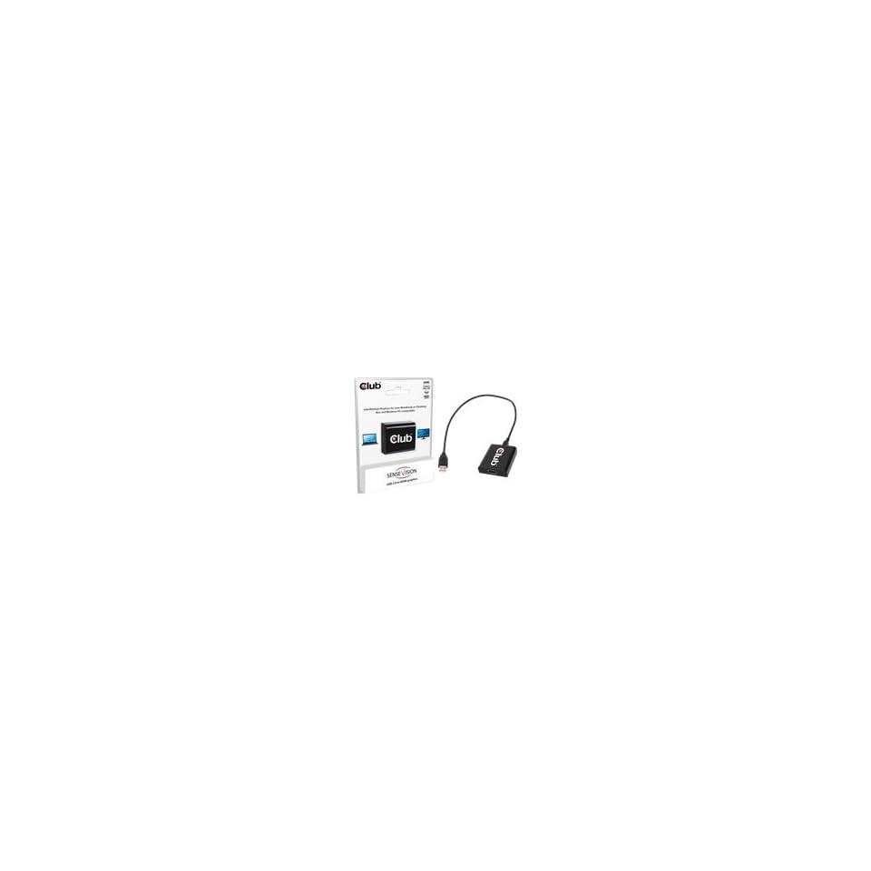 Delock DVI /VGA /HDMI Adapter USB 2.0 Computer & Zubehör