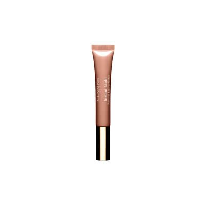 Clarins Eclat Minute Instant Light Natural Lip Perfector, No. 06 Rosewood Shimmer, 0.35 Ounce ()