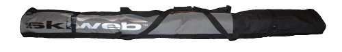 Snow Skis & Poles Kit Bag by Skiweb