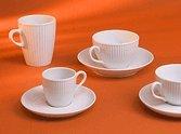 Pillivuyt Plisse Breakfast Cup