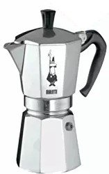 Bialetti Coffee Maker 12 cup. Aluminum construction by CubanFoodMarket