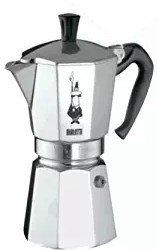 Bialetti Coffee Maker 12 cup. Aluminum construction by CubanFoodMarket by CubanFoodMarket