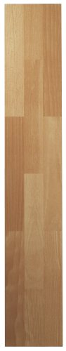 Achim Home Furnishings VFP2.03M10 3-Foot by 6-Inch Tivoli II Vinyl Floor Planks, Maple, 10-Pack